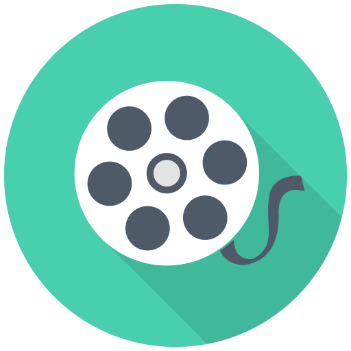 512x512px size png icon of Film