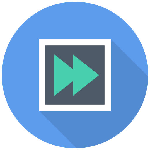 512x512px size png icon of Forward