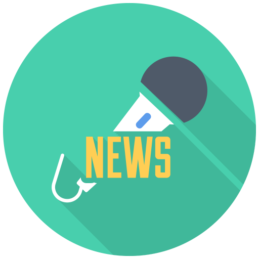 512x512px size png icon of News Mic iPhone