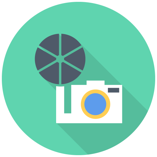 512x512px size png icon of Old Camera