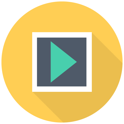512x512px size png icon of Play