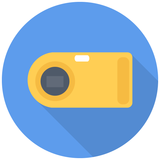 512x512px size png icon of Point Shoot Camera