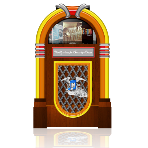 512x512px size png icon of Wurlitzer