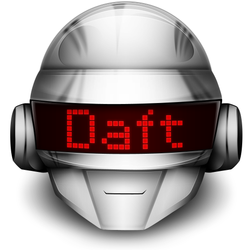 512x512px size png icon of Thomas Daft