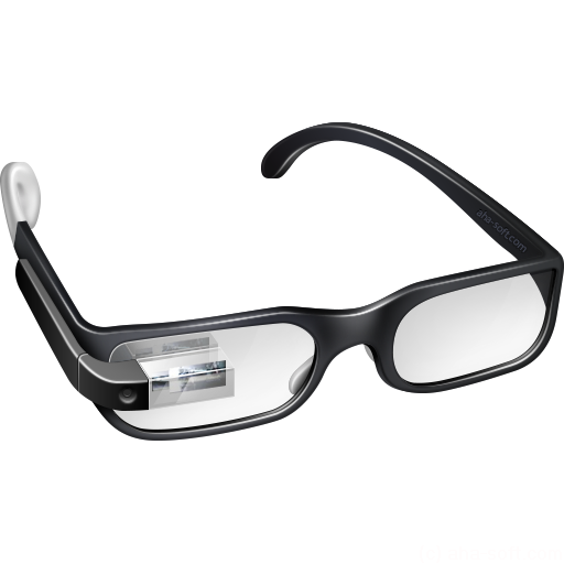 512x512px size png icon of Boss Google Glasses