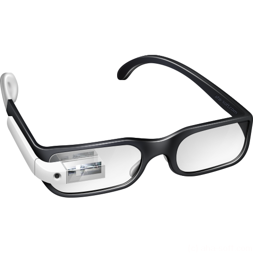 512x512px size png icon of Student Google Glasses