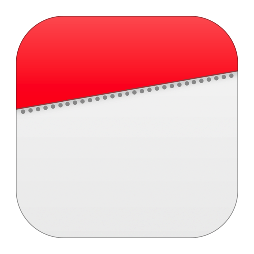 512x512px size png icon of Calendar Blank