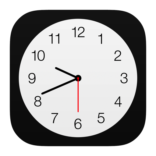 512x512px size png icon of Clock