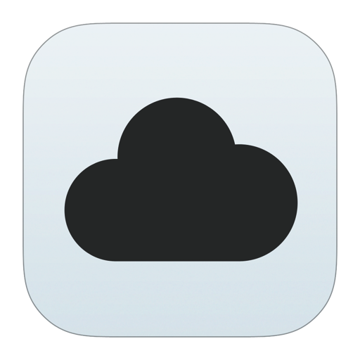 512x512px size png icon of CloudApp