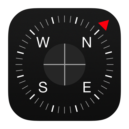 512x512px size png icon of Compass