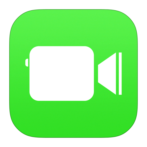 512x512px size png icon of FaceTime