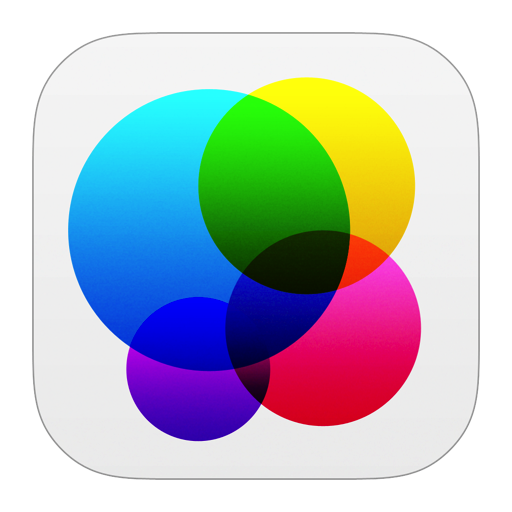 512x512px size png icon of Game Center alt 2