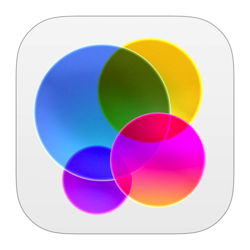 512x512px size png icon of Game Center alt 4
