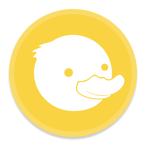 512x512px size png icon of CyberDuck
