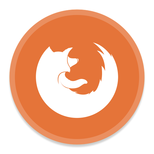 512x512px size png icon of FireFox 3