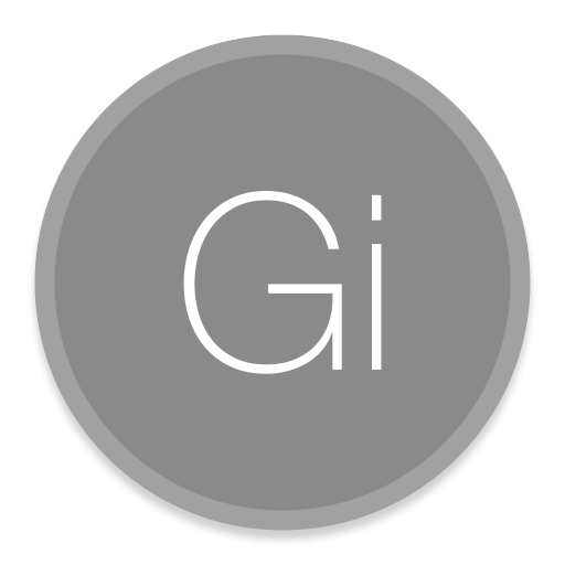 512x512px size png icon of Gimp 3