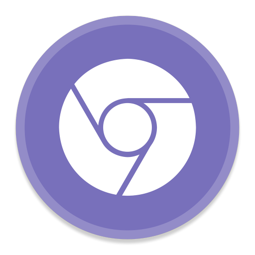 512x512px size png icon of Google Chrome 4