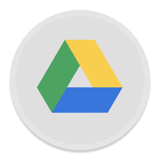 512x512px size png icon of Google Drive