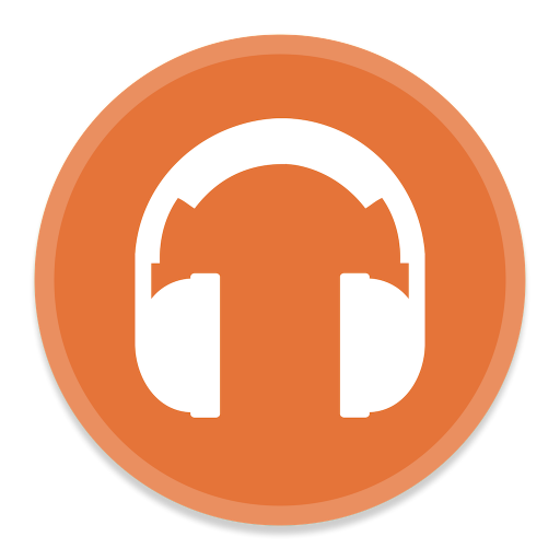 512x512px size png icon of Google Music Manager