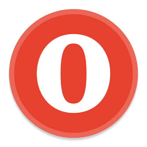 512x512px size png icon of Opera