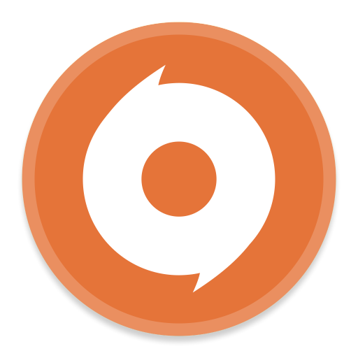 512x512px size png icon of Origin