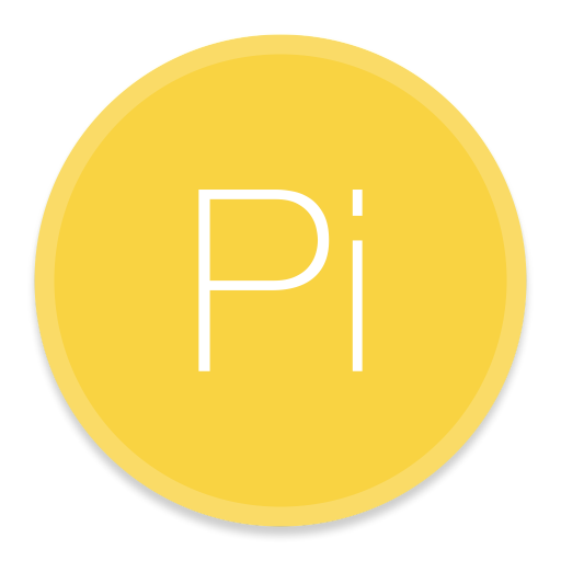 512x512px size png icon of Pixelmator 3