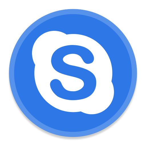 512x512px size png icon of Skype