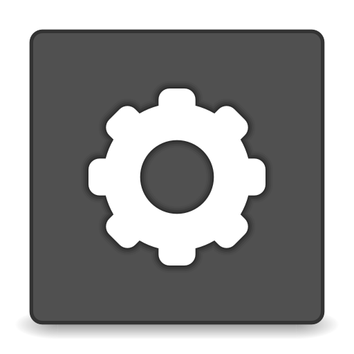 512x512px size png icon of Actions system run