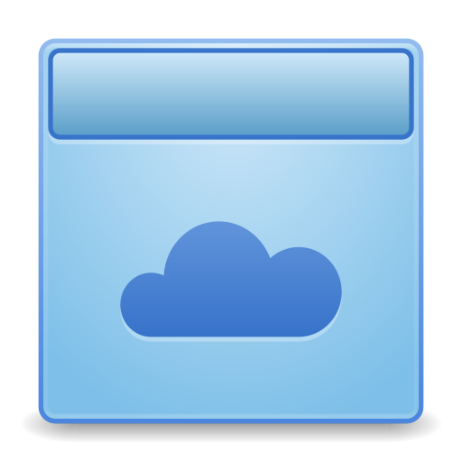 512x512px size png icon of Apps dropbox
