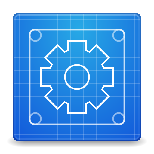 512x512px size png icon of Apps inkscape