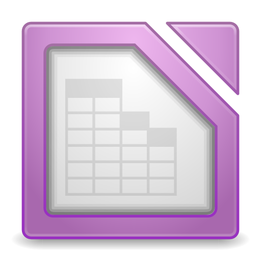 512x512px size png icon of Apps libreoffice base