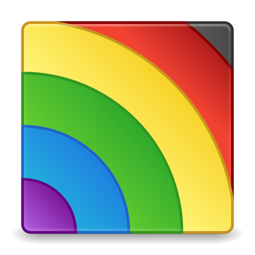 512x512px size png icon of Apps preferences color