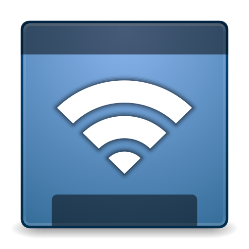 512x512px size png icon of Apps preferences desktop remote desktop