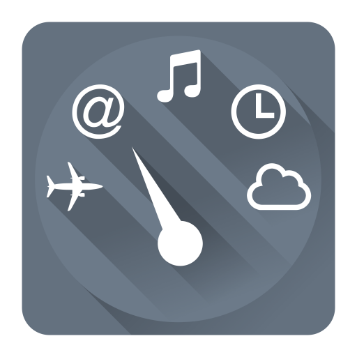 512x512px size png icon of Dashboard