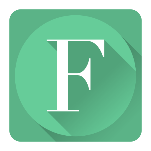 512x512px size png icon of FontBook