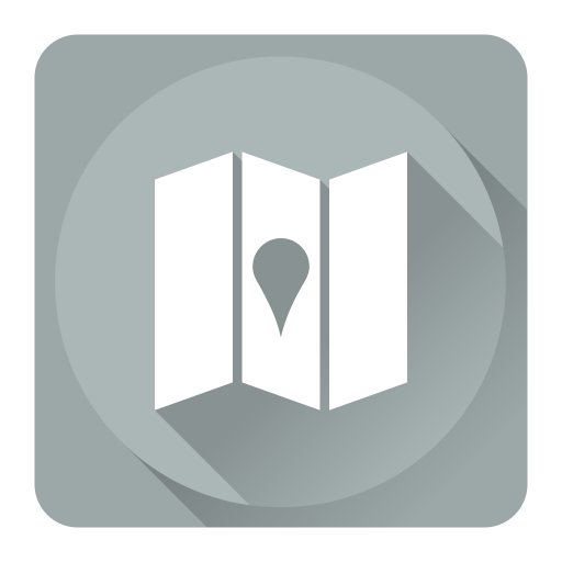 512x512px size png icon of Maps