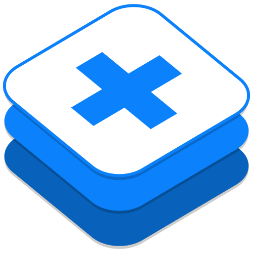 512x512px size png icon of Bloglovin