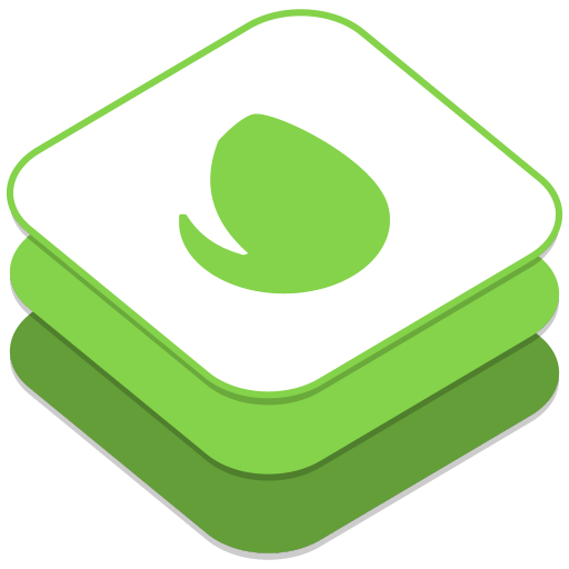 512x512px size png icon of Envato