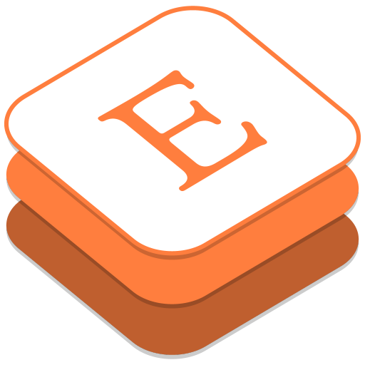 512x512px size png icon of Etsy