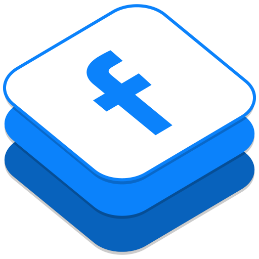 512x512px size png icon of Facebook