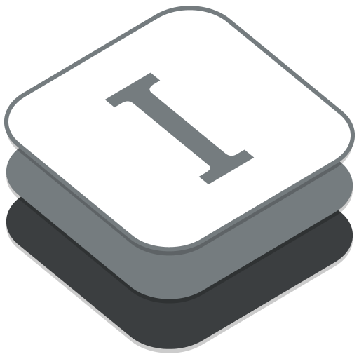 512x512px size png icon of Instapaper