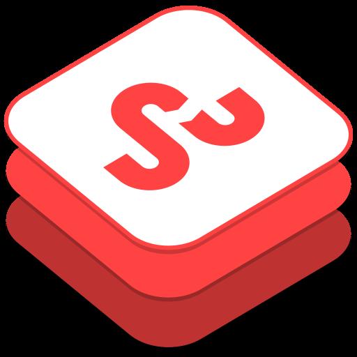 512x512px size png icon of Stumbleupon