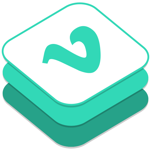 512x512px size png icon of Vimeo