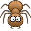64x64px size png icon of ant