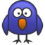 64x64px size png icon of bird