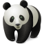 64x64px size png icon of Panda
