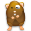 64x64px size png icon of Hamster
