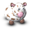 64x64px size png icon of Cow