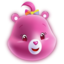 64x64px size png icon of Cheer Bear