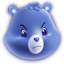 64x64px size png icon of Grumpy Bear